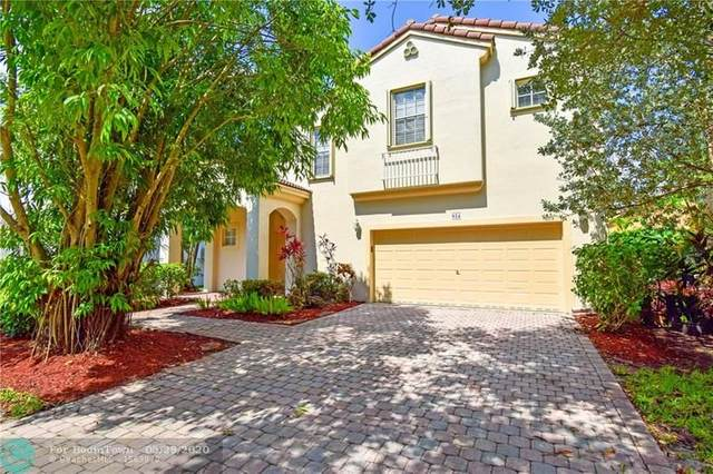 934 NW 126TH AV, Coral Springs, FL 33071 (#F10231725) :: Real Estate Authority