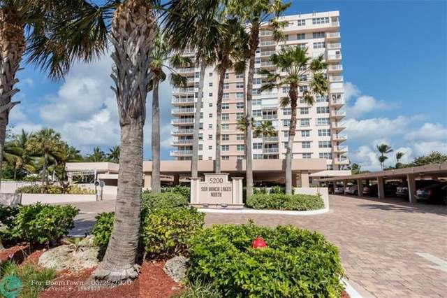 5200 N Ocean Blvd 912B, Lauderdale By The Sea, FL 33308 (MLS #F10231727) :: ONE Sotheby's International Realty