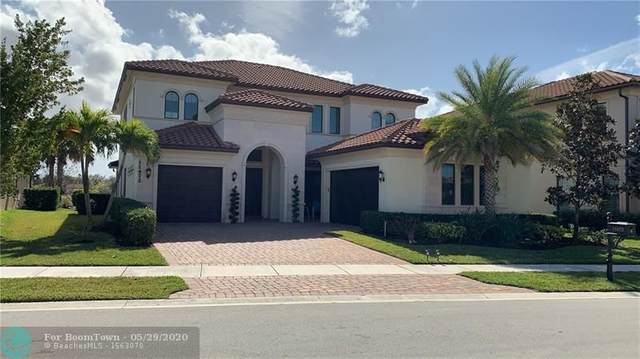 11472 NW 81st Pl, Parkland, FL 33076 (MLS #F10231731) :: United Realty Group