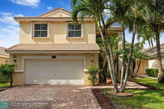 5420 NW 50th Ct, Coconut Creek, FL 33073 (MLS #F10231733) :: Green Realty Properties