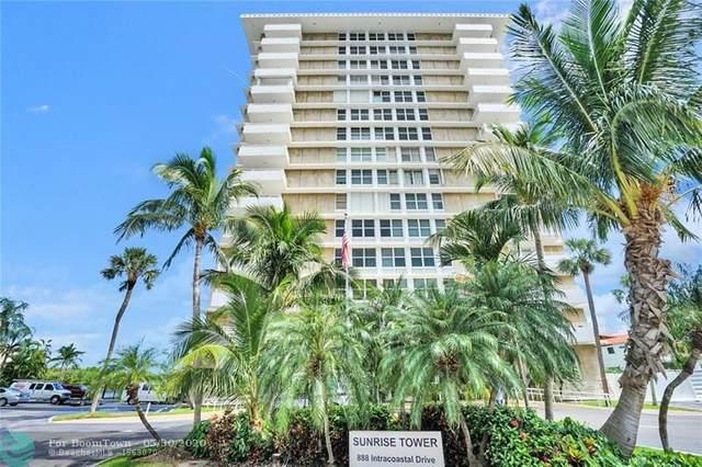 888 SE Intracoastal Dr 9A, Fort Lauderdale, FL 33304 (MLS #F10231749) :: GK Realty Group LLC