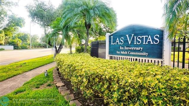3541 Inverrary Dr #108, Lauderhill, FL 33319 (MLS #F10231754) :: THE BANNON GROUP at RE/MAX CONSULTANTS REALTY I