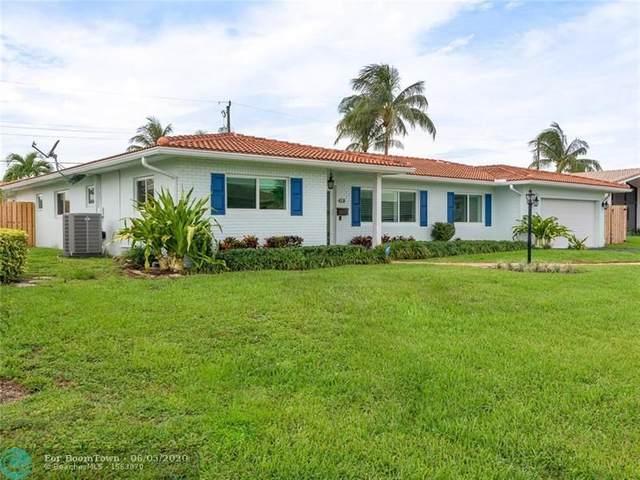 4231 NE 27th Ave, Lighthouse Point, FL 33064 (MLS #F10231827) :: GK Realty Group LLC