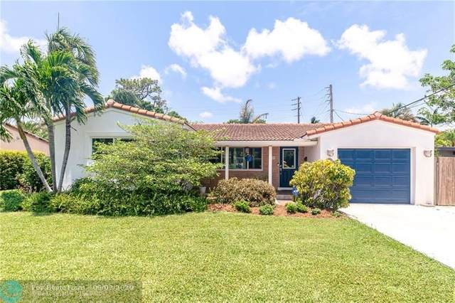 2709 NE 17th Ter, Wilton Manors, FL 33334 (MLS #F10231829) :: THE BANNON GROUP at RE/MAX CONSULTANTS REALTY I