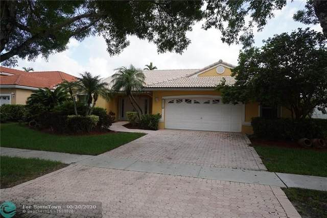 14879 SW 42nd St, Miramar, FL 33027 (MLS #F10231850) :: GK Realty Group LLC