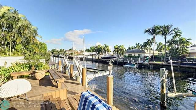 3006 NE 40th Ct, Fort Lauderdale, FL 33308 (MLS #F10231876) :: United Realty Group