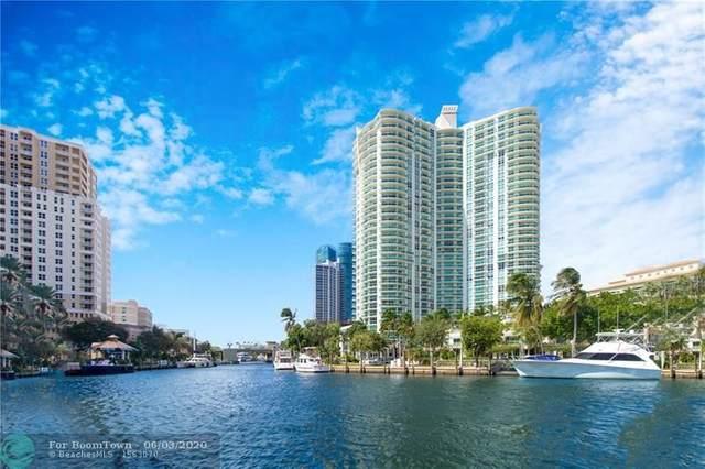 347 N New River Dr #2410, Fort Lauderdale, FL 33301 (MLS #F10231878) :: GK Realty Group LLC