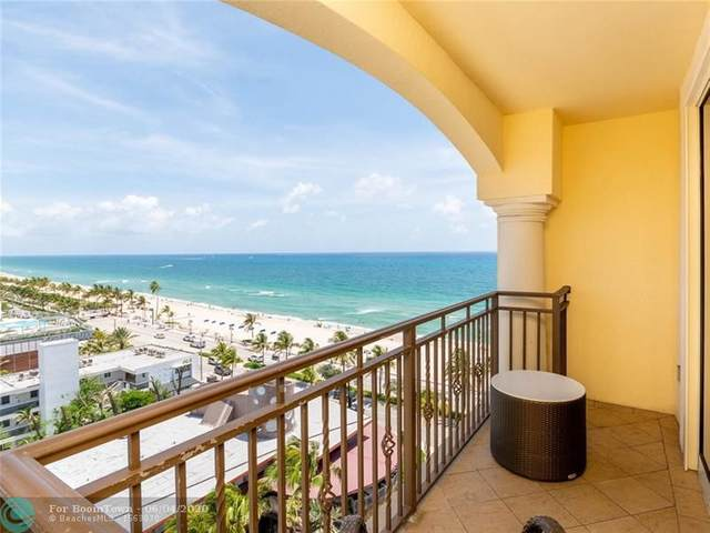 601 N Fort Lauderdale Beach Blvd #911, Fort Lauderdale, FL 33304 (MLS #F10231897) :: The Paiz Group