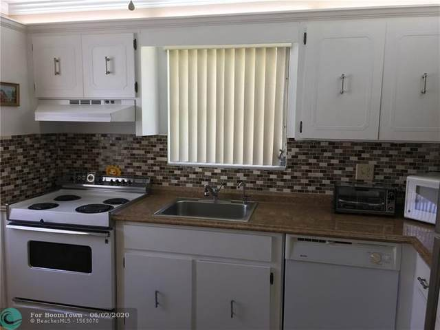 3531 Inverrary Dr #201, Lauderhill, FL 33319 (MLS #F10231898) :: THE BANNON GROUP at RE/MAX CONSULTANTS REALTY I