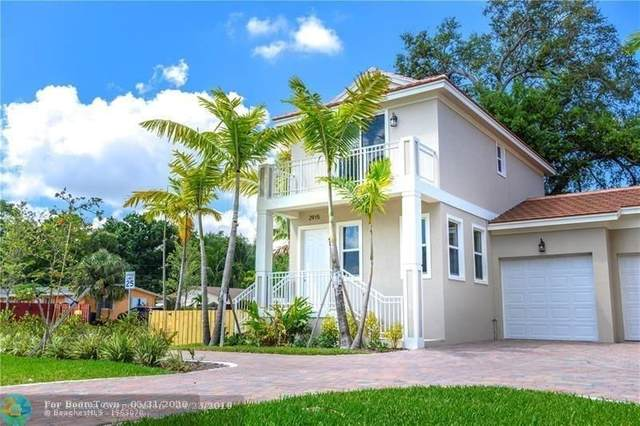 2915 SW 15th Ave #2915, Fort Lauderdale, FL 33315 (MLS #F10231932) :: Laurie Finkelstein Reader Team