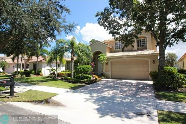 5038 Mallards Ct, Coconut Creek, FL 33073 (MLS #F10231933) :: United Realty Group