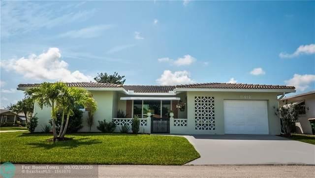 5412 NW 49th Way, Tamarac, FL 33319 (MLS #F10231969) :: Green Realty Properties