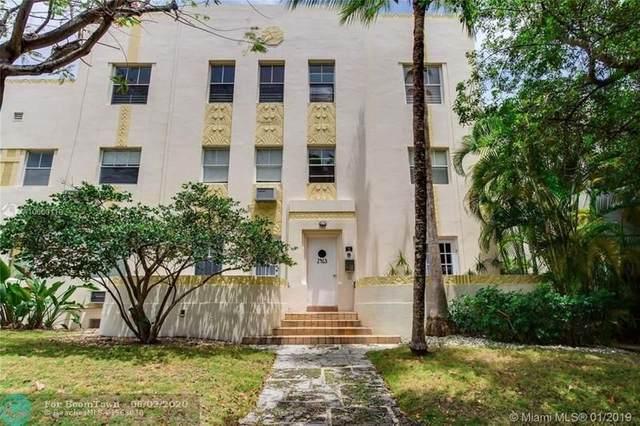 2463 Pine Tree Dr #3, Miami Beach, FL 33140 (MLS #F10231982) :: Castelli Real Estate Services