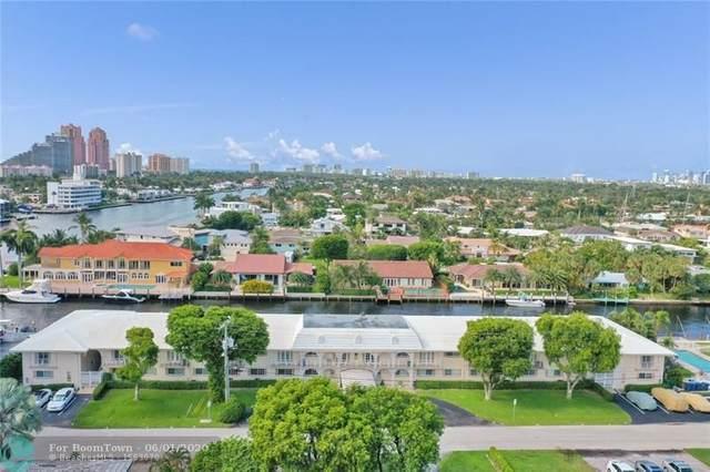 2866 NE 30th St #21, Fort Lauderdale, FL 33306 (MLS #F10231990) :: Berkshire Hathaway HomeServices EWM Realty
