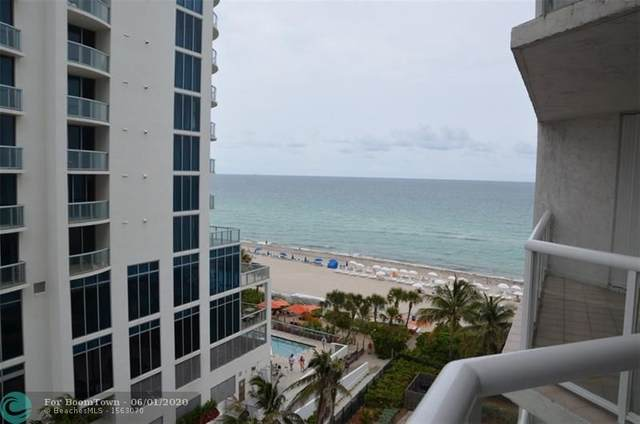 17275 Collins Ave #810, Sunny Isles Beach, FL 33160 (MLS #F10232025) :: United Realty Group