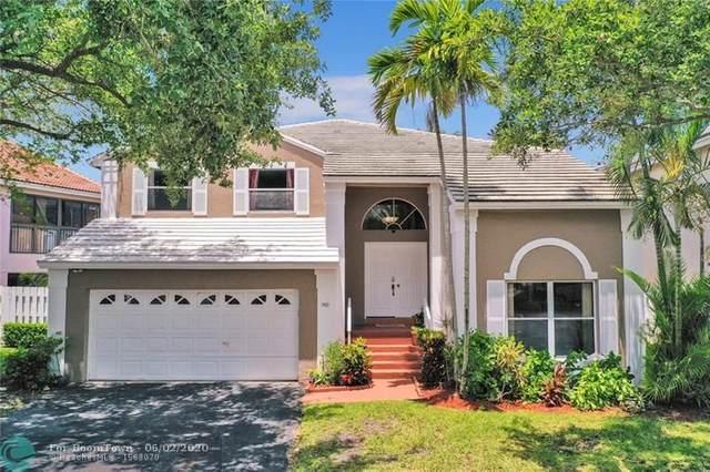901 NW 97th Ave, Plantation, FL 33324 (#F10232037) :: Dalton Wade