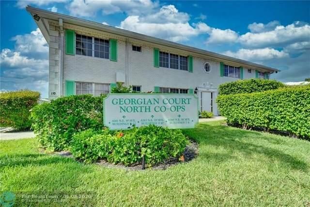 6263 NE 19th Ave #1009, Fort Lauderdale, FL 33308 (MLS #F10232077) :: GK Realty Group LLC
