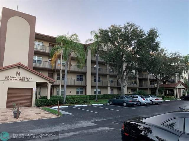 1000 SW 125th Ave 415N, Pembroke Pines, FL 33027 (MLS #F10232109) :: THE BANNON GROUP at RE/MAX CONSULTANTS REALTY I