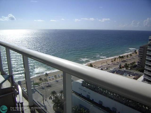 505 N Fort Lauderdale Beach Blvd #1808, Fort Lauderdale, FL 33304 (MLS #F10232157) :: Castelli Real Estate Services