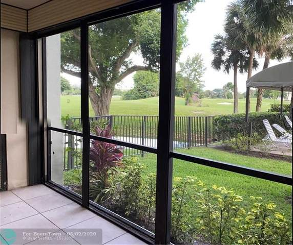 7050 NW 44th St #104, Lauderhill, FL 33319 (MLS #F10232191) :: THE BANNON GROUP at RE/MAX CONSULTANTS REALTY I