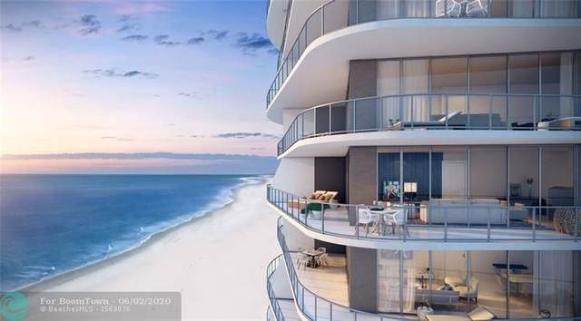 730 N Ocean Blvd #703, Pompano Beach, FL 33062 (MLS #F10232210) :: Patty Accorto Team