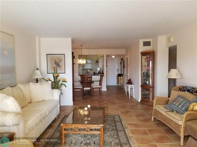 4540 N Ocean Dr #309, Lauderdale By The Sea, FL 33308 (MLS #F10232214) :: The Howland Group