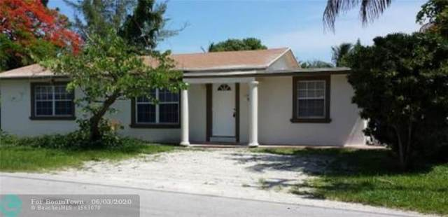 100 NE 12th St, Fort Lauderdale, FL 33304 (MLS #F10232266) :: Castelli Real Estate Services