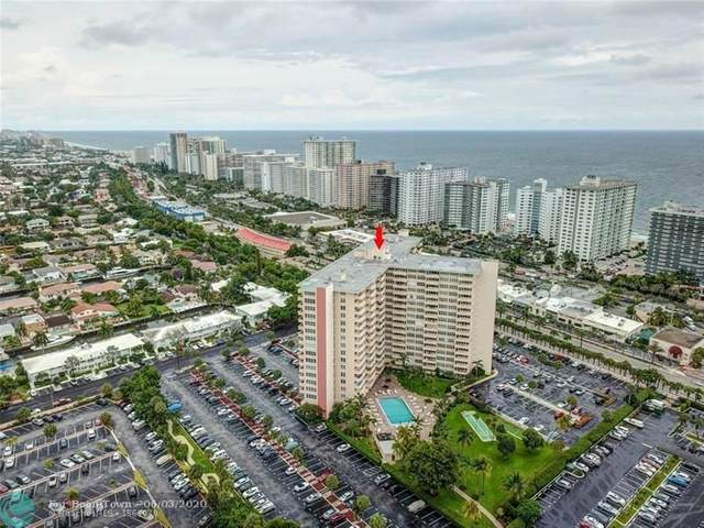 3300 NE 36th St #202, Fort Lauderdale, FL 33308 (MLS #F10232381) :: The Howland Group