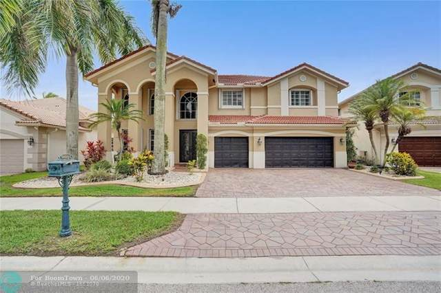 2453 Greenbrier Ct, Weston, FL 33327 (MLS #F10232423) :: The Howland Group
