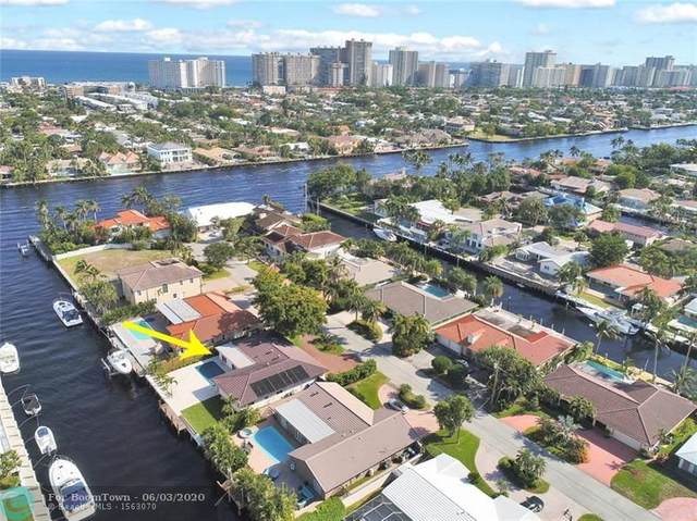 3071 NE 47th St, Fort Lauderdale, FL 33308 (MLS #F10232439) :: The Howland Group