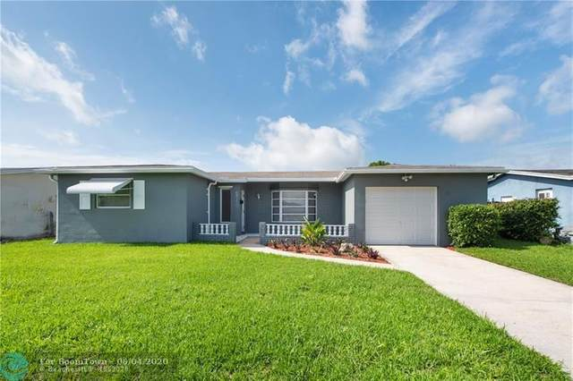 6540 NW 1st Ct, Margate, FL 33063 (MLS #F10232491) :: THE BANNON GROUP at RE/MAX CONSULTANTS REALTY I