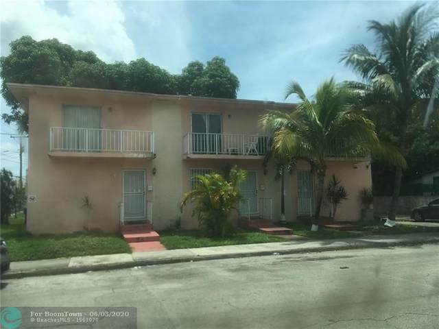 876 NW 1st St, Miami, FL 33128 (#F10232505) :: The Rizzuto Woodman Team