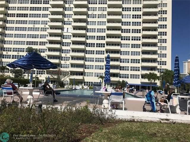 3200 NE 36th St #1512, Fort Lauderdale, FL 33308 (#F10232517) :: Ryan Jennings Group
