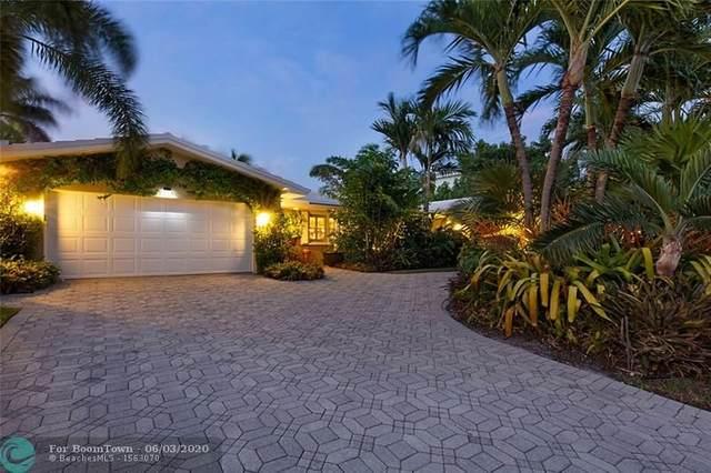 2521 NE 35th St, Lighthouse Point, FL 33064 (MLS #F10232518) :: GK Realty Group LLC