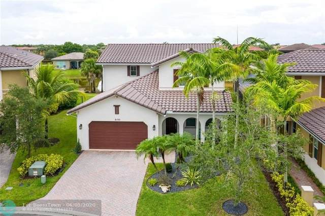 8195 NW 121st Way, Parkland, FL 33076 (MLS #F10232593) :: GK Realty Group LLC