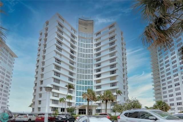 3600 Galt Ocean Dr 10C, Fort Lauderdale, FL 33308 (MLS #F10232594) :: GK Realty Group LLC