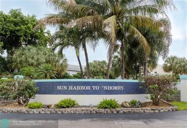 2867 NE 15th St #2867, Pompano Beach, FL 33062 (MLS #F10232596) :: GK Realty Group LLC