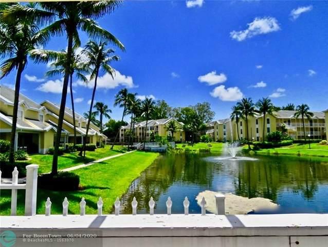 6283 La Costa Dr H, Boca Raton, FL 33433 (MLS #F10232608) :: The Howland Group