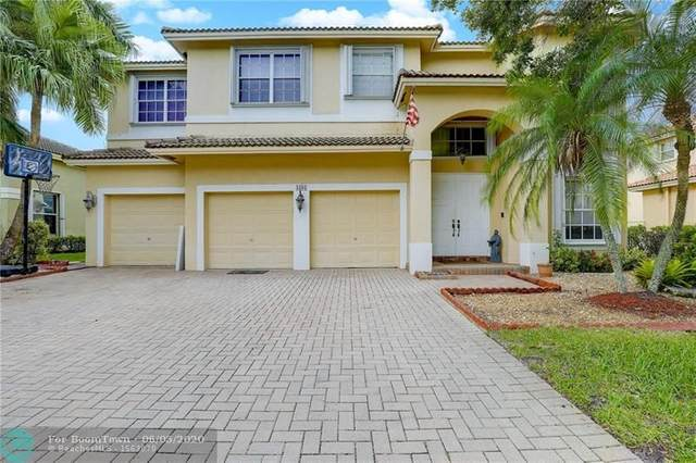 4301 Diamond Ter, Weston, FL 33331 (MLS #F10232616) :: THE BANNON GROUP at RE/MAX CONSULTANTS REALTY I