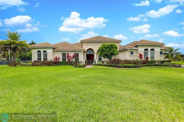 5795 N Sterling Ranch Dr, Davie, FL 33314 (MLS #F10232617) :: THE BANNON GROUP at RE/MAX CONSULTANTS REALTY I