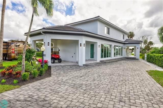 532 S Cortez Dr, Margate, FL 33068 (MLS #F10232632) :: Green Realty Properties
