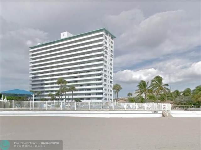 4050 N Ocean Dr #307, Lauderdale By The Sea, FL 33308 (MLS #F10232719) :: GK Realty Group LLC