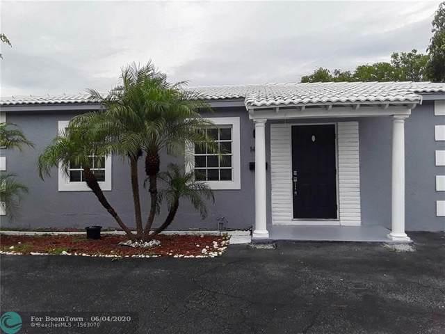1433 N Andrews Ave, Fort Lauderdale, FL 33311 (MLS #F10232728) :: Green Realty Properties