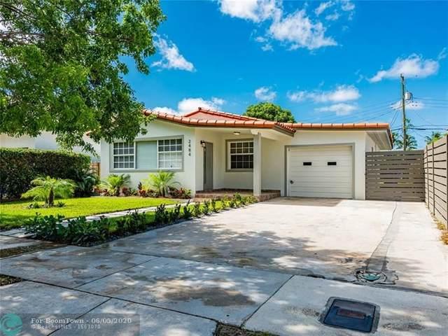 2484 SW 19th St, Miami, FL 33145 (MLS #F10232760) :: Castelli Real Estate Services