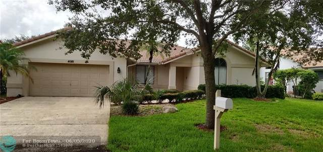 4085 NW 73rd Way, Coral Springs, FL 33065 (MLS #F10232768) :: GK Realty Group LLC