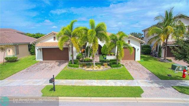 8065 NW 121st Dr, Parkland, FL 33076 (MLS #F10232797) :: GK Realty Group LLC