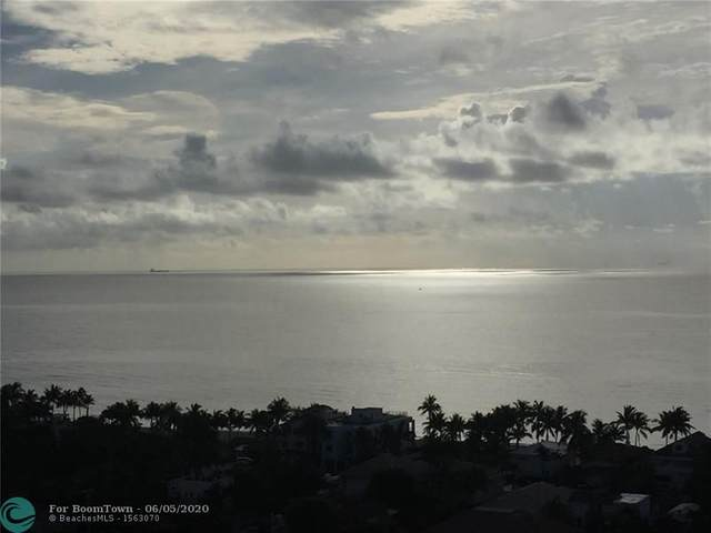 3015 N Ocean Blvd 16E, Fort Lauderdale, FL 33308 (MLS #F10232826) :: GK Realty Group LLC