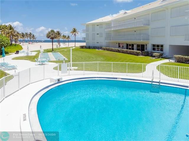 1750 S Ocean Ln #102, Fort Lauderdale, FL 33316 (#F10232846) :: Ryan Jennings Group
