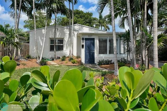 1227 NE 12th Ave, Fort Lauderdale, FL 33304 (MLS #F10232854) :: Berkshire Hathaway HomeServices EWM Realty