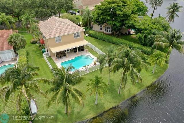 2910 Oslo Ave, Cooper City, FL 33026 (MLS #F10232907) :: THE BANNON GROUP at RE/MAX CONSULTANTS REALTY I